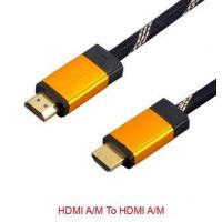 P/N:BN-HD011 Aluminum Casing Type HDMI Cable A-A Male