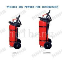 Buy cheap 75-100KG Wheeled dry powder Fire Extinguisher from wholesalers