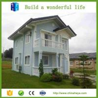 Buy cheap Prefabricated House Prices with decor from wholesalers