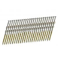 EG Screw Plastic Strip nails Manufactures