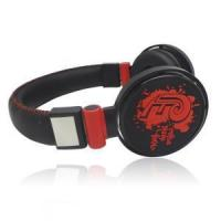 Wholesale PU surface over ear head earphone from china suppliers