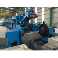 China Sheet Metal Coil Slitting Lines For Cutting Hot Rolled Steel on sale