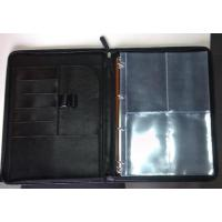 Buy cheap A5 Leather Ring Binder from wholesalers