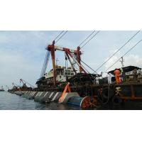 The engineering rubber pontoon -Pipeline and cable laying