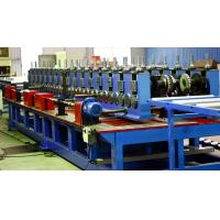 1.0-2.5 mm Thickness Cable Tray Roll Forming Machine Manufactures