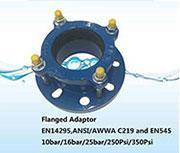 Flanged adaptors Manufactures