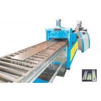 China Five in One Line: decoiler, leveler, servo feeding, punching, folding & shearing on sale