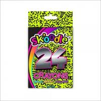 Wholesale 24 Classic Crayons from china suppliers
