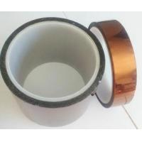 Silicone Adhesion Double Sided Polyimide Tape Bearing Temperature From -452F To 500F