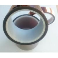 Polyimide Kapton Tape High cohesive force and anti-corrosion 66m Length Manufactures