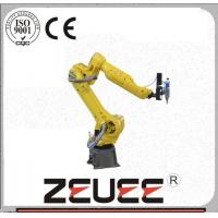 China Robot Cutting Application Automatic Laser Cut Solution Robotic Arm on sale