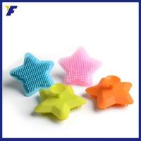 Buy cheap Silicone Star Bath Brush from wholesalers