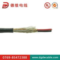 Buy cheap Two core shielded wire from wholesalers