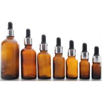 Wholesale XY-029 amber essential oil glass bottle from china suppliers