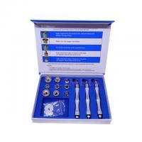 Dermabrasion Microdermabrasion 3 Wands 9 Tips Cotton Filter Replacements Machine Manufactures