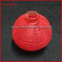 Buy cheap Battery operated silk lantern from wholesalers