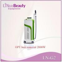 Wholesale IPL elight ,yag laser LN-G2 SHR IPL Hair Removal Machine from china suppliers