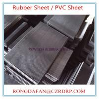 Wholesale Fine Ribbed Rubber Sheet from china suppliers