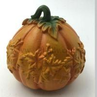 Buy cheap P0063 Polyresin Fall Pumpkin Figure from wholesalers