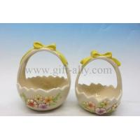 Buy cheap C0031 Ceramic Egg Jar from wholesalers