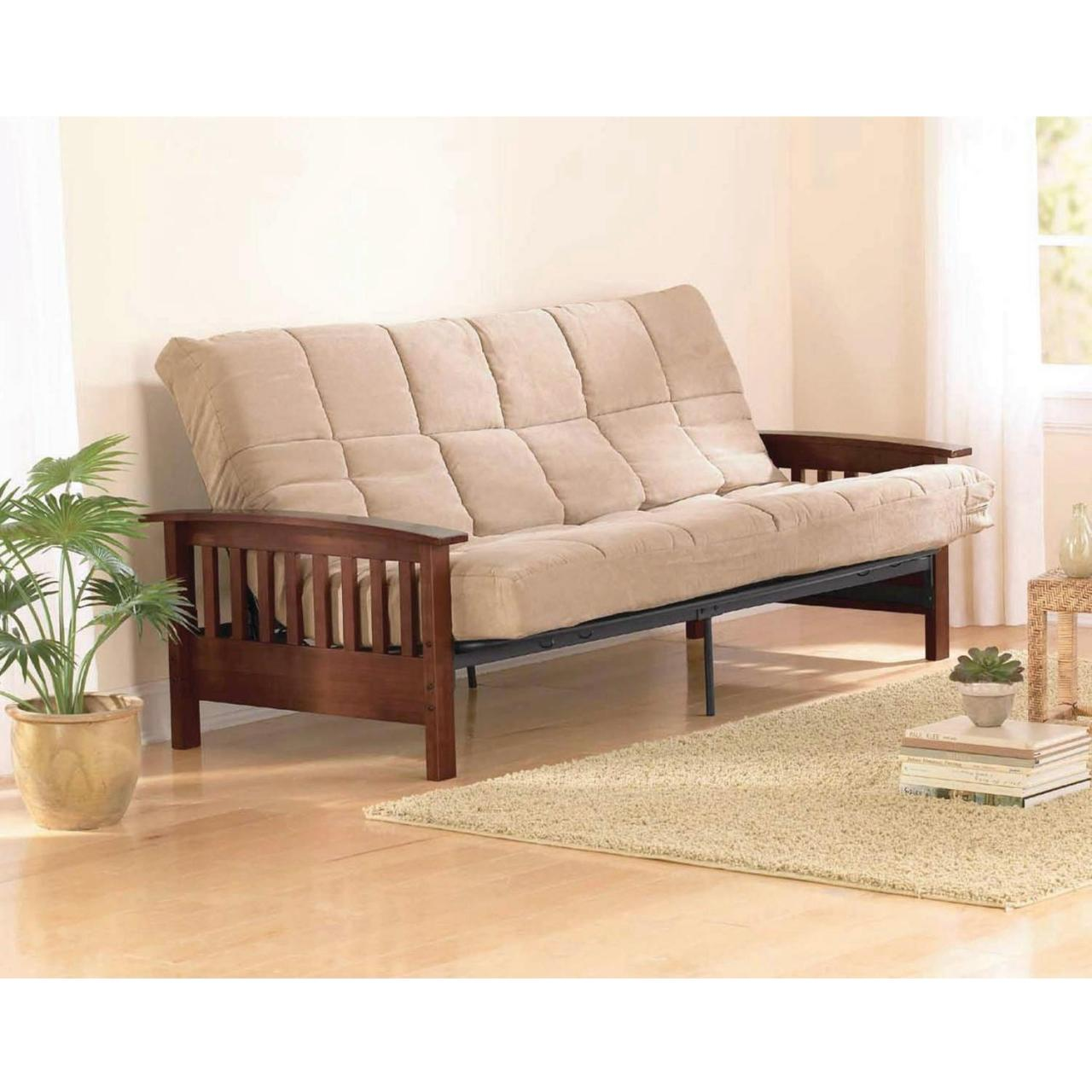 Buy cheap Wooden Futon Walmart from wholesalers