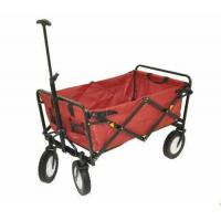 Buy cheap Mac Sports Folding Utility Wagon, Red from wholesalers