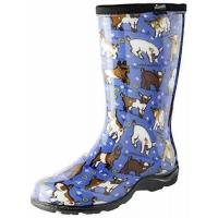 Buy cheap Sloggers 5018GOBL08 Women's Rain and Garden Boots, Wo's sz 8, Sky Blue from wholesalers