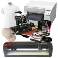 Buy cheap Vinyl Cutter Plotter Package Sublimation Printer System from wholesalers