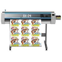 Buy cheap Graphics One GO X 24P 24 inch 4 Color CMYK Eco Solvent Printer from wholesalers