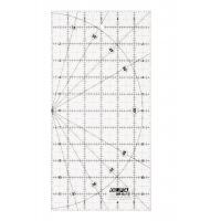 Buy cheap OLFA QR-6X12 Square Frosted Acrylic Ruler 6 X 12 from wholesalers