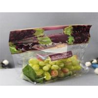 Buy cheap Fresh Plastic Ziplock Grape Packing Bag / Fruit Packing Bag from wholesalers
