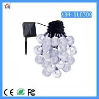 Buy cheap Made in China solar powered tree string light lanterns for patio lights from wholesalers