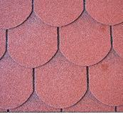 Buy cheap Fish-Scale Asphalt Shingle from wholesalers