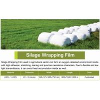 Buy cheap Silage Wrapping Film from wholesalers