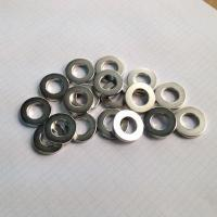Buy cheap Ni Coating Neodymium Magnets Ring Magnets from wholesalers