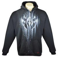 Buy cheap Exotic Gamer Gear League of Legends Assassin Inspired Airbrushed Gamer Hoodie, Adult from wholesalers