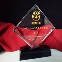 Wholesale SCT015-15 K9 Crystal Trophy 15cm High from china suppliers