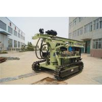 Crawler and Tractor Diesel Deep Rock Hole Drilling Rig
