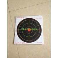 Wholesale Heavy Card Reactive Splatter Shooting Targets, Multi Colour from china suppliers