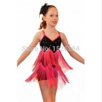 Buy cheap Costume Collection Product name:Sequin Latin Dress Dance Vestidos Costume LAT1 from wholesalers