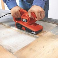Buy cheap Black & Decker BR318 3-by-18-Inch Low Profile Belt Sander from wholesalers
