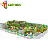 Buy cheap Children Soft Jungle Theme Indoor Playground from wholesalers
