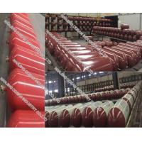 Buy cheap ISO11439 TYPE I & TYPE II CNG CYLINDER from wholesalers