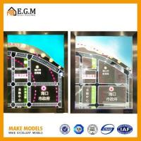 Wholesale Acrylic material location model from china suppliers