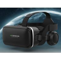 China The new magic fantasy 7 generation virtual reality storm mirror VR glasses earphone models on sale