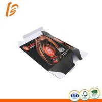 Buy cheap Customized printed corrugated boxes for drink pacakging and advertising from wholesalers