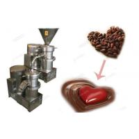 Buy cheap Cocoa|Cacao Bean Paste Grinding Machine Colloid Mill Factory Price from wholesalers