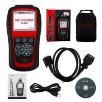 Buy cheap Autel AutoLink AL609 ABS CAN OBDII Diagnostic Tool from wholesalers