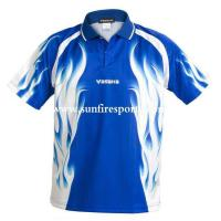 Buy cheap colorful custom sublimation bowling shirts/sublimated bowling polos from wholesalers