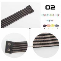 Buy cheap Stripe elastic belts BS-157 from wholesalers